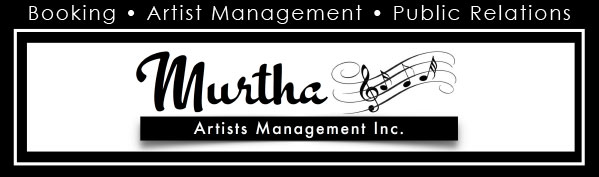 Murtha Artists Management, Inc. Logo